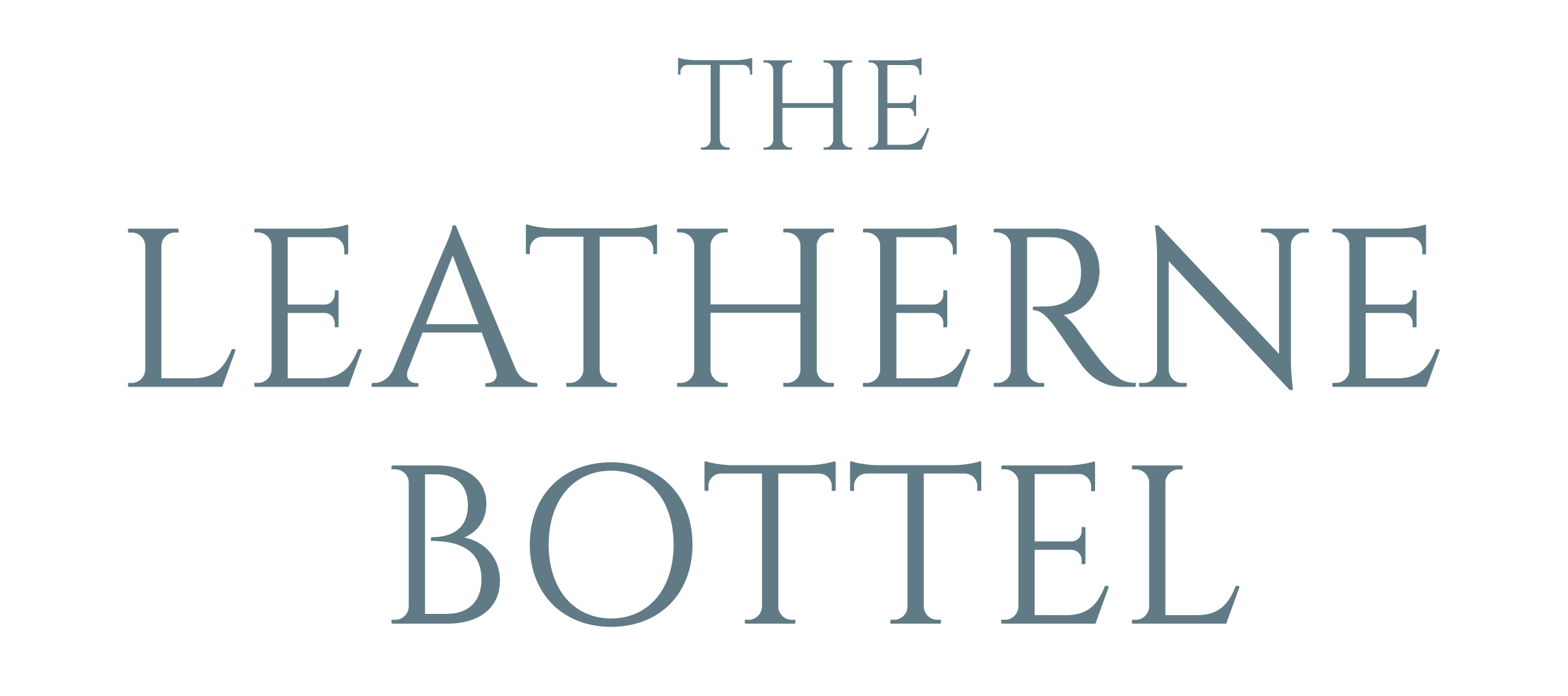 The Leatherne Bottel
